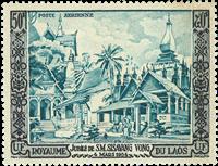 Laos 1954 - YT PA13 - Postfrisk