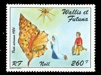 Wallis - YT PA142 - postfrisk