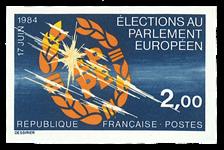 France - Non-dentelé YT 2306 - Non-dentelé
