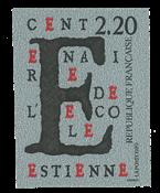 Frankrig - YT 2563 utakket