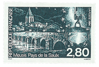 Frankrig - YT 2892 utakket