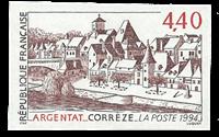 Frankrig - YT 2894 utakket
