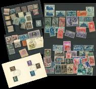 Italien - Lot ca. 1855-1970