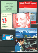 Groenland - Carnets de timbres