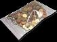 Euro-mønter - 1 kilo