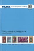 Michel catalogue Afrique Centrale 2018-19