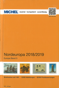 Michel catalogue Europe du Nord 2018-19