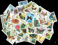 Papillons - 100 différents