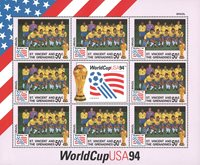 VM i fodbold 1994 1.ark Brasilien