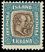 Island - AFA 60 - Postfrisk