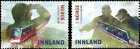 Norge - Floibanen - Postfrisk sæt 2v