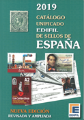 EDIFIL - Spain 2019 - Stamp catalogue