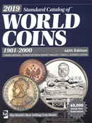 Krause Møntkatalog 2019, 1901-2000, 46. udgave