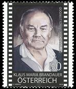 Autriche - Klaus M. Brandauer - Timbre neuf