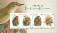 Île Christmas - John Gerrard - Bloc-feuillet neuf