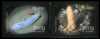 Islande - Eco-système marin - Série neuve 2v
