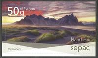 Islande - SEPAC / Vestrahorn - Timbre neuf