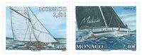 Monaco - Sejlads - Postfrisk sæt 2v Martin Mörck
