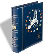 Classic Album blauw - Euro munten