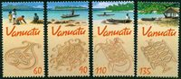 Vanuatu - YT 1117/20