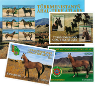 Turkmenistan - YT 156/61