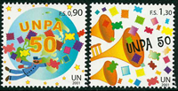 Nations Unies Geneve - YT 439/0