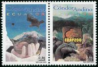 Ecuador - YT 1581/2