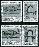 2 x République dominicaine - YT 1469/0
