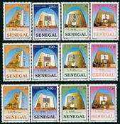 3 x Sénégal - YT 1653/6