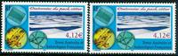 2 x Antartique - YT 337