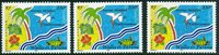 3 x Wallis og Futuna Island - YT 570