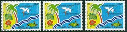 3 x Wallis et l'île de Futuna - YT 570