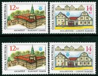 2 x République tchèque - YT 285/6