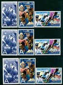 3 x Anguilla - YT 1004/6