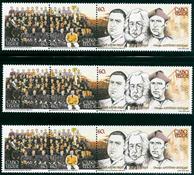 3 x Cabo Verde - YT 753/5