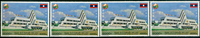 4 x Laos - YT 1406