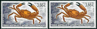 2 x Antartique - YT 335