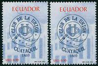 2 x Ecuador - YT 1644