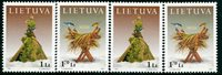 2 x Litauen - YT 676/7
