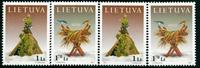 2 x Lituanie - YT 676/7
