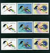 3 x Koeweit - YT 1599-1