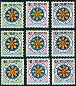 3 x Philippines - YT 2694/6