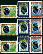 3 x Koeweit - YT 1602-4