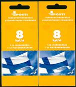 2 x Finland - YT C1556