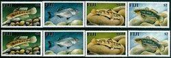 2 x Fidji - YT 957/60