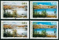 2 x St. Pierre et Miquelon - YT 754/55