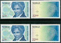 2 x Norge - YT 1377/8