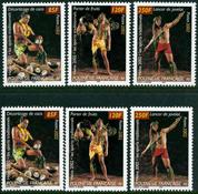 2 x Polynésie - YT 669/71