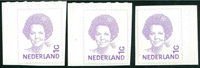3 x Pays-Bas - YT C1852A
