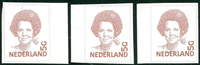 3 x Holland - YT 1852D